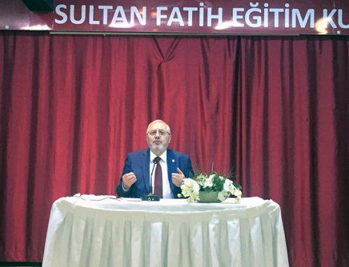 Hoca Ahmed Yesevi Seminer Programı